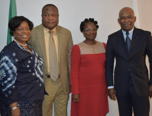 Business Visit from Benin Republic National Chamber of Commerce