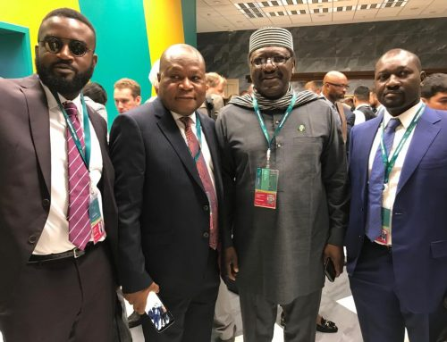 ACCI President at the Russia-Nigeria Business Forum