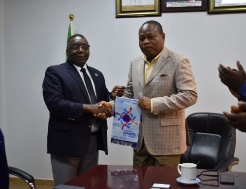 ACCI President Receives Delegates from Rotary International District 1925