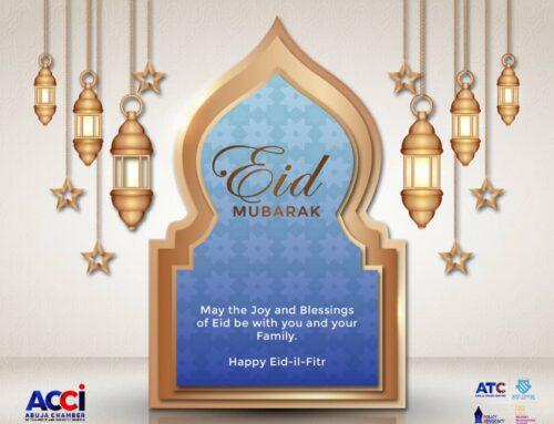 Eid: ACCI President felicitates with Muslim community
